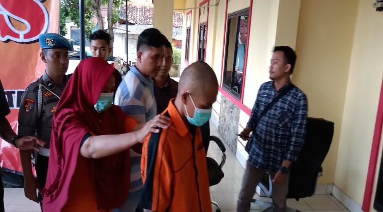 Satreskrim Polres Serang Kota, Berhasil Amankan 2 Tersangka Pelaku TPPO