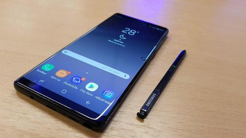 Mengenal Samsung Note 9 Lebih Lengkap