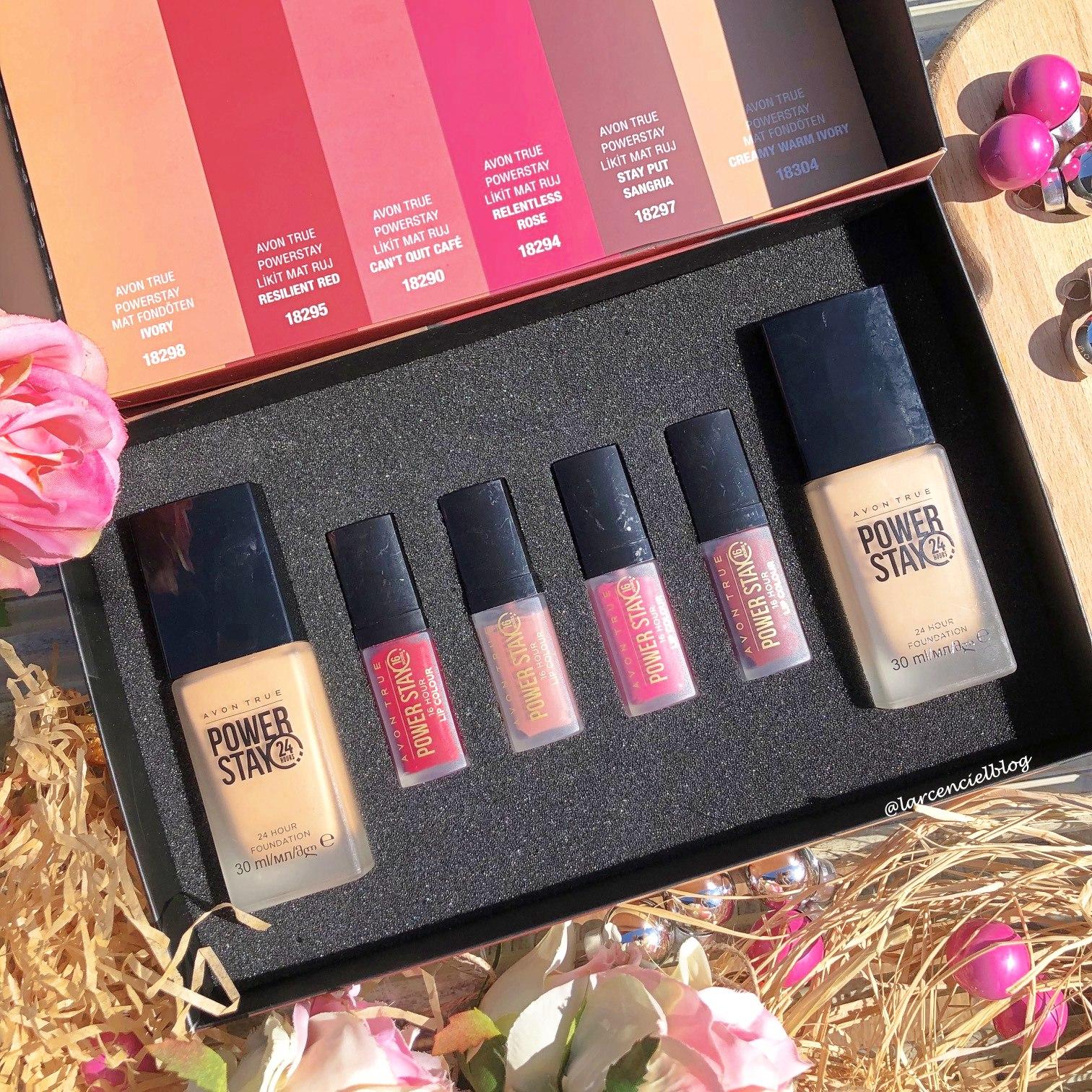 Avon True Power Stay 16 Hour Lip Colour - Relentless Rose