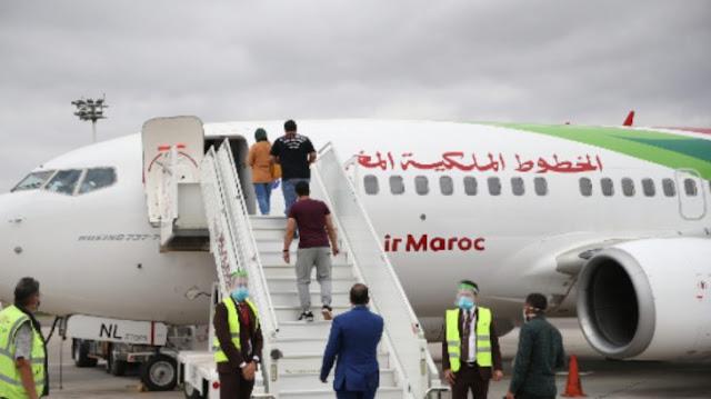 النقل الجوي: شرط جديد لدخول التراب المغربي للمسافرين