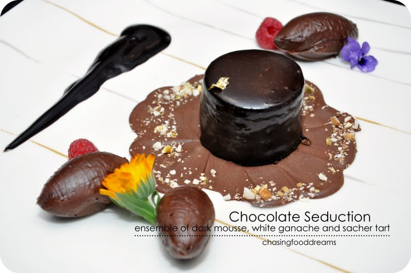 Sacher Viennese Chocolate Cake