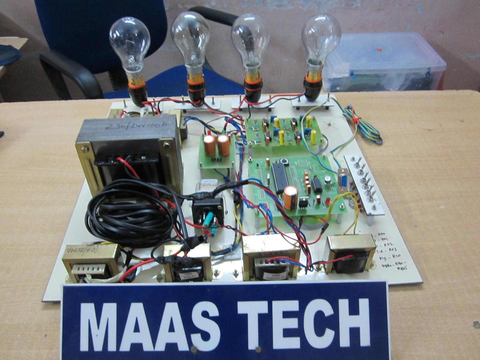 Mini Projects Electronicselectrical Chennaitambaram Electrical And Electronics