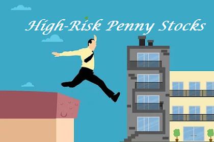 4 High-Risk Penny Stocks in 2021