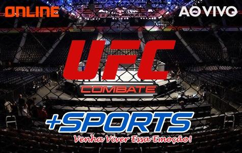 UFC COMBATE AO VIVO