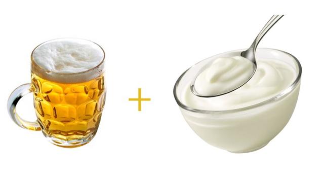Cách Làm đẹp da mặt bằng bia