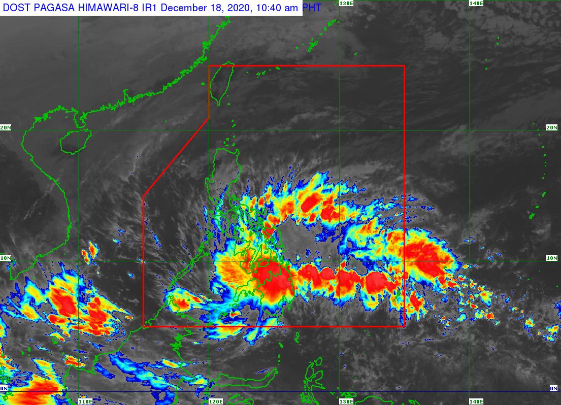 typhoon bagyo vicky philippines
