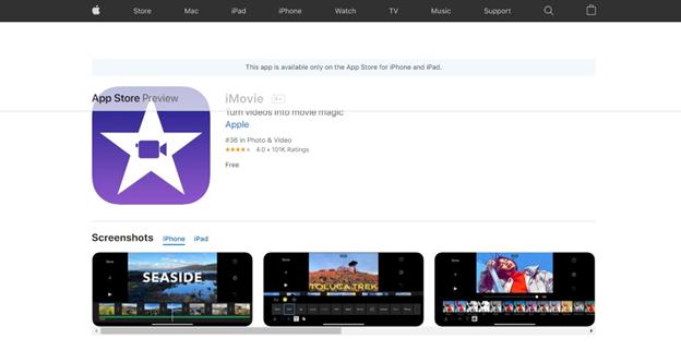 Aplikasi Untuk Edit Video di iOS
