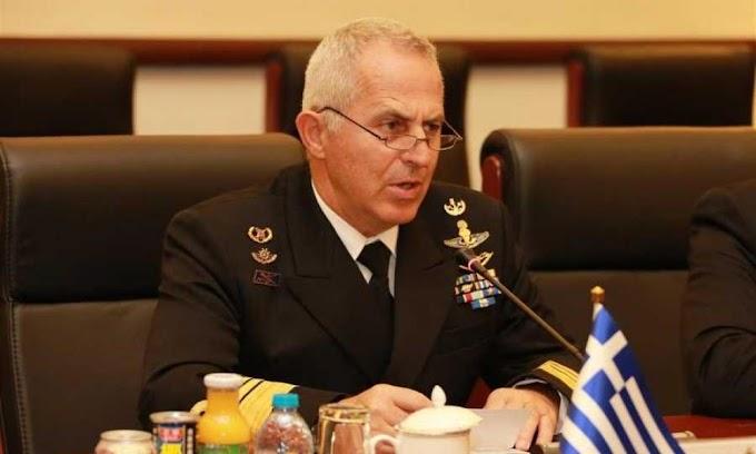 Αποστολάκης: Επιμένω σε ισοπέδωση αν ανέβουν Τούρκοι σε βραχονησίδα