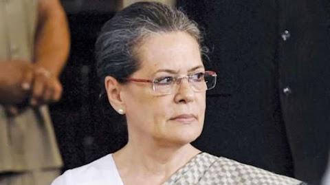 महाराष्ट्र राजनीतिक स्थिति पर चर्चा के लिए सीडब्ल्यूसी की बैठक चल रही है
