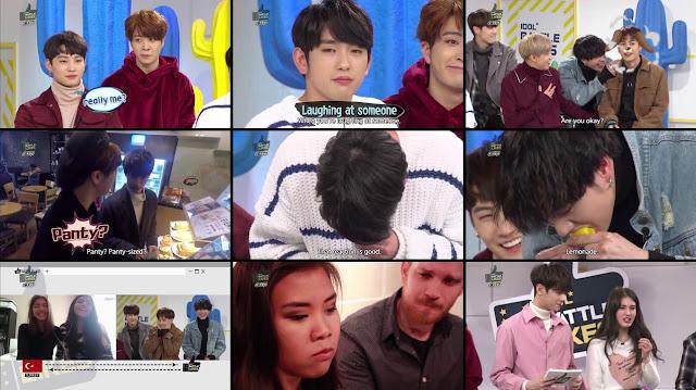 Idol Battle Likes Ep3 Eng Sub - GOT7