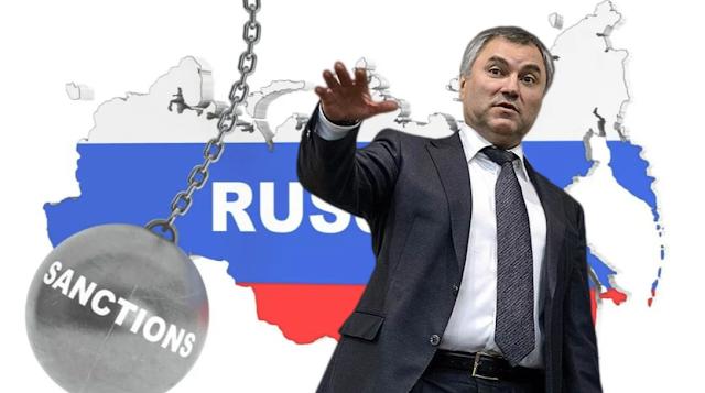 Россия за последних 7 лет стала мощной и независимой, по мнению В. Володина (во всем заслуга санкций по его мнению)