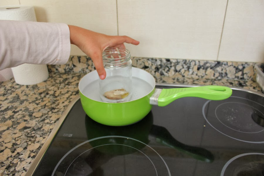 reciclar jabon al baño maría y ahorrar en el hogar