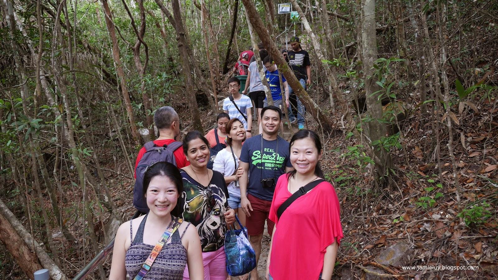 Jungle Walk, Sky Bridge, Langkawi, Malaysia