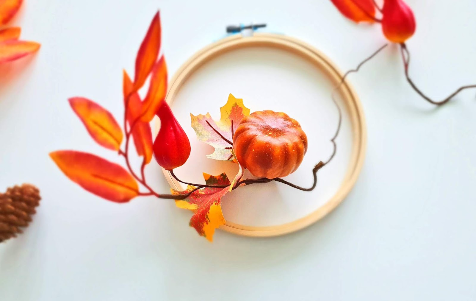 FALL DECO DIY