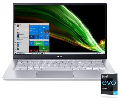 Acer Swift 3 SF314-511-7412 Intel Evo Thin Light Laptop