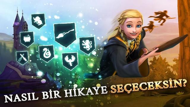harry potter hogwarts mystery hileli apk indir