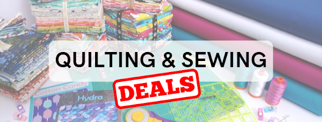 Quilting & Sewing Deals Group