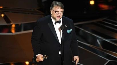'La forma del agua' de Guillermo del Toro se lleva el Óscar a la mejor película