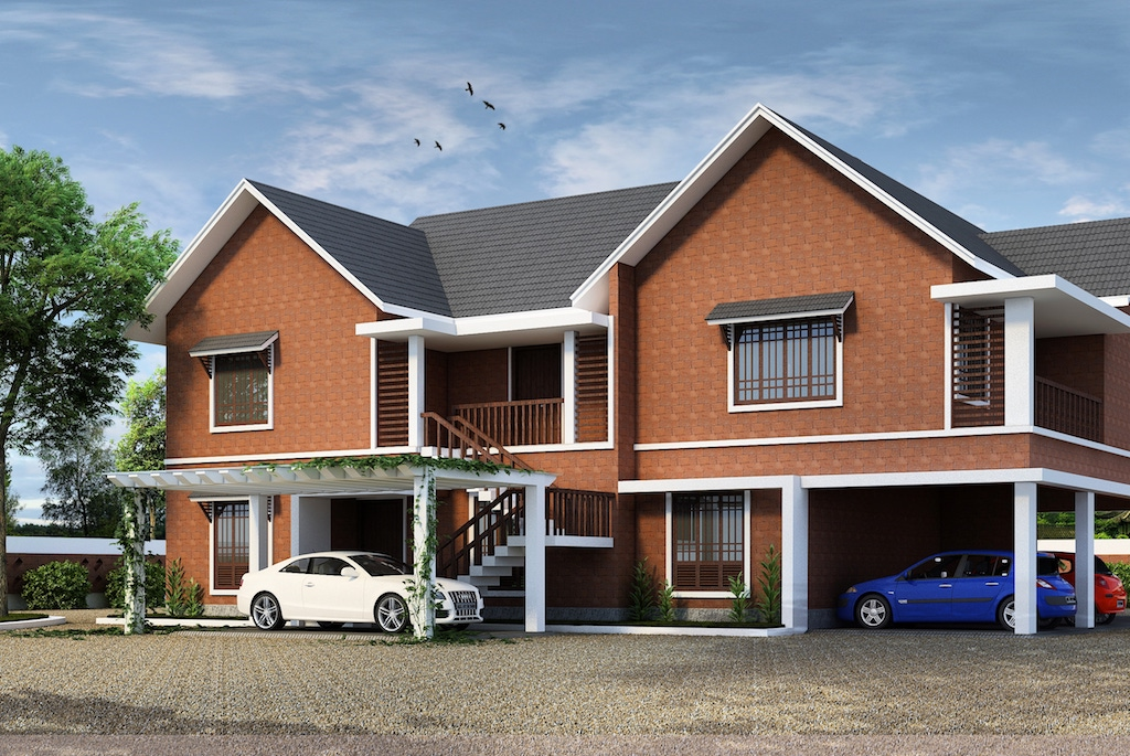 Dream Homes Beautiful Eco-Friendly 2300 sq ft 4 bed room residence