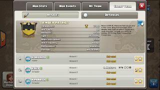 Clan TARAKAN 2 vs JEMBER PATRIOT, TARAKAN 2 Victory