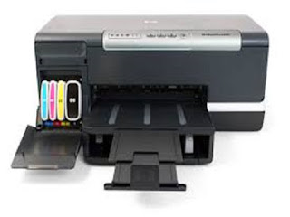 Picture HP Officejet Pro K5400n Printer