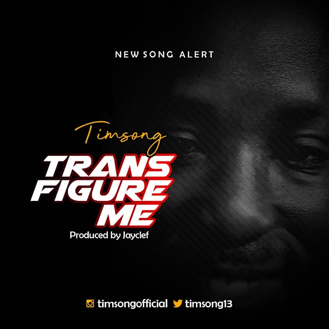 Audio: Timsong - Transfigure Me  | @timsong13
