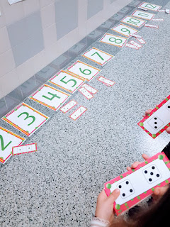 Math Domino Game Teach Magically