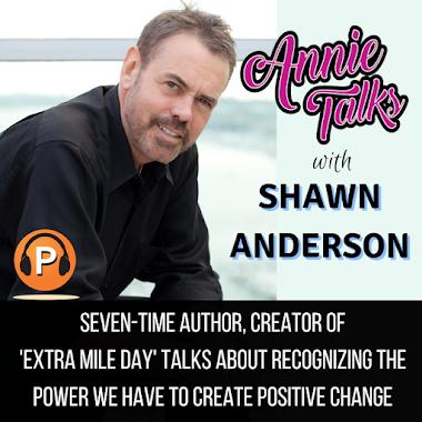 Annie Talks with Shawn Anderson