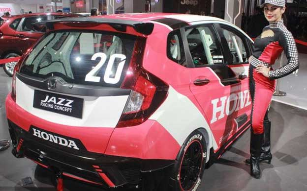 Modifikasi Honda Jazz Rasa Racing, Ciamik Bro...