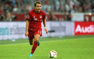 Gotze unlikely bit interest is not dead