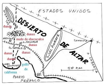 Tlamatzinco: Segunda travesía en el desierto de Altar