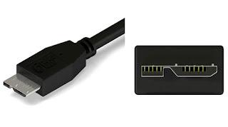 kabel usb 3.0 micro b