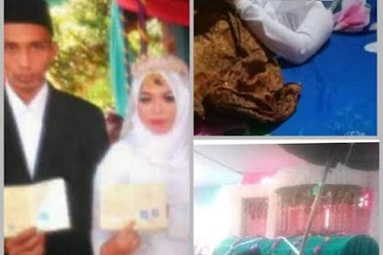 Innalillahi, Pengantin Wanita Ditemukan Meninggal di Kamar Mandi