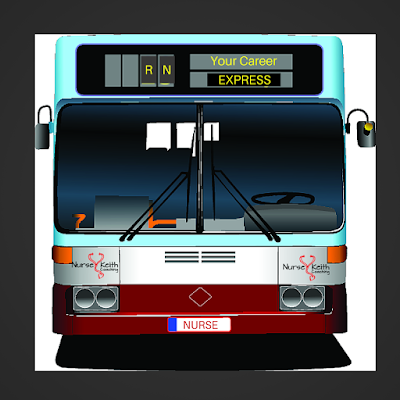 Who's driving the bus of your nursing career?