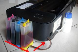 Cara Menggunakan dan Merawat Printer Infus Agar Awet