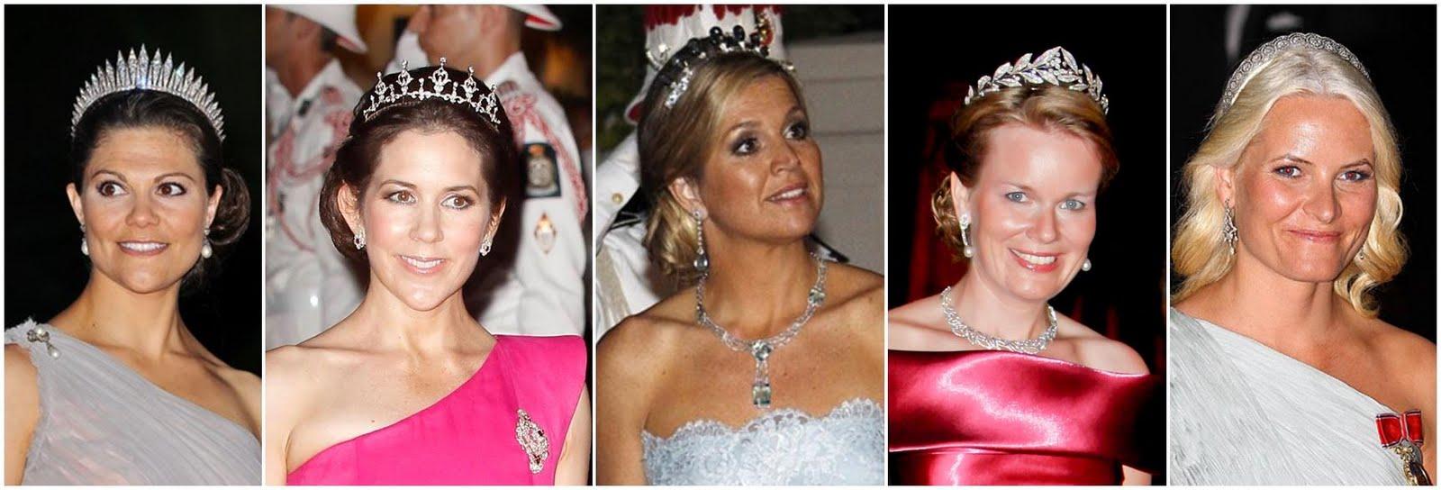 The Prince And Princess Of Monaco S Wedding Tiaras