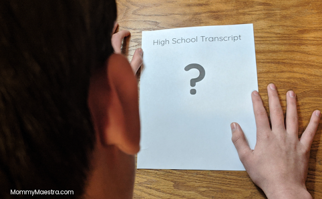 homeschool high school transcript program
