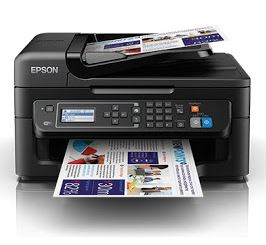 Free Download Driver Epson WorkForce WF-2631