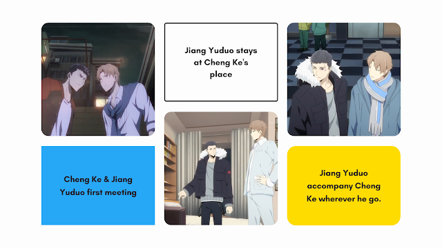 Jie Yao boys-love anime