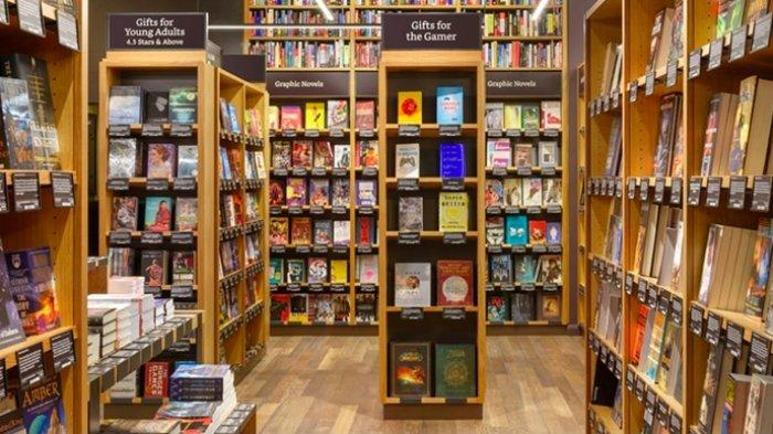 toko buku di depok