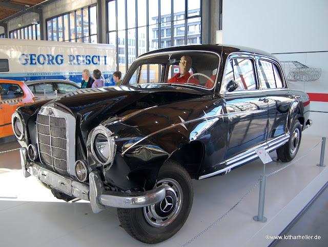 Deutsches Museum München Oltimer classiccar