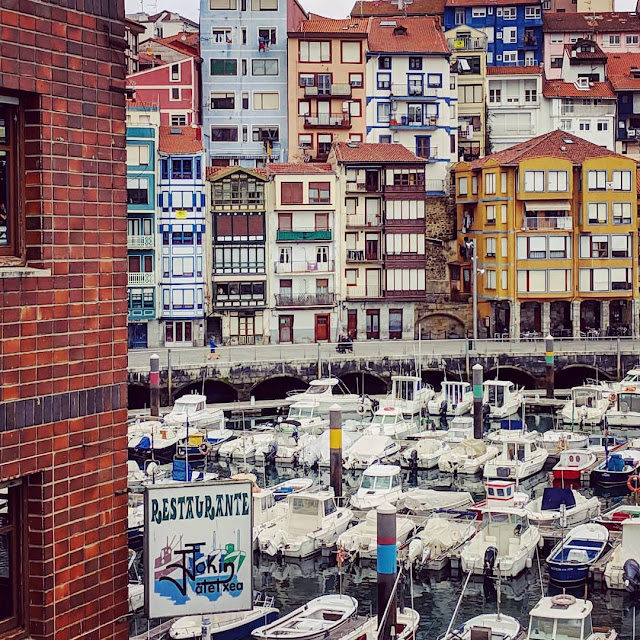 Bilbao Day Trips: Bermeo harbor and sailboats