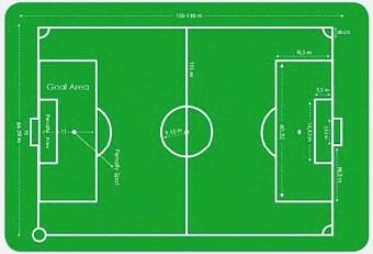 Variasi Keterampilan Gerak Permainan Sepak Bola
