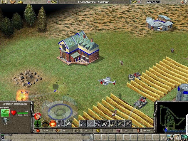 Empire Earth PC Game