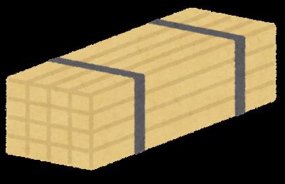 木材のイラスト(セット)