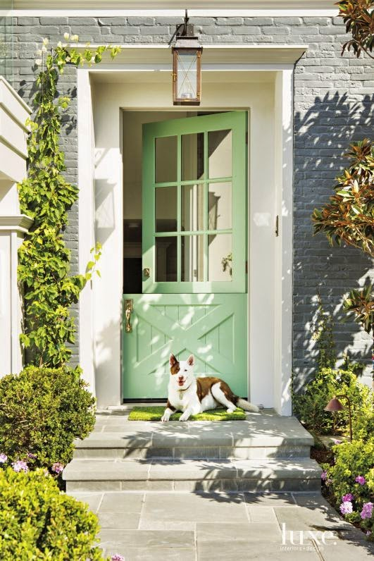 New Cape Cod Entry Door