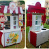 Booth portable Bakso malang