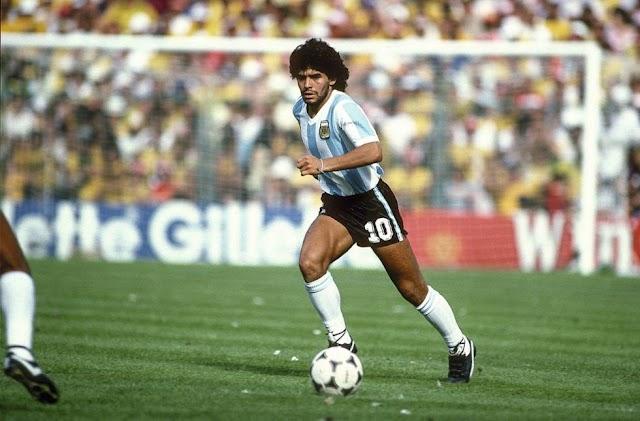 Desde Cayo Apuleyo a Maradona, deportistas que pasaron a la Historia