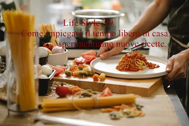 Come impiegare il tempo libero in casa: cucinare