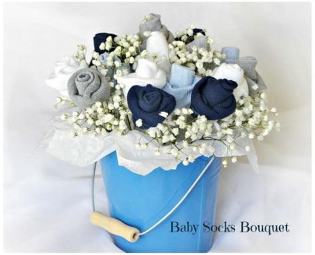 bebeklere yapılabilecek el yapımı hediyeler